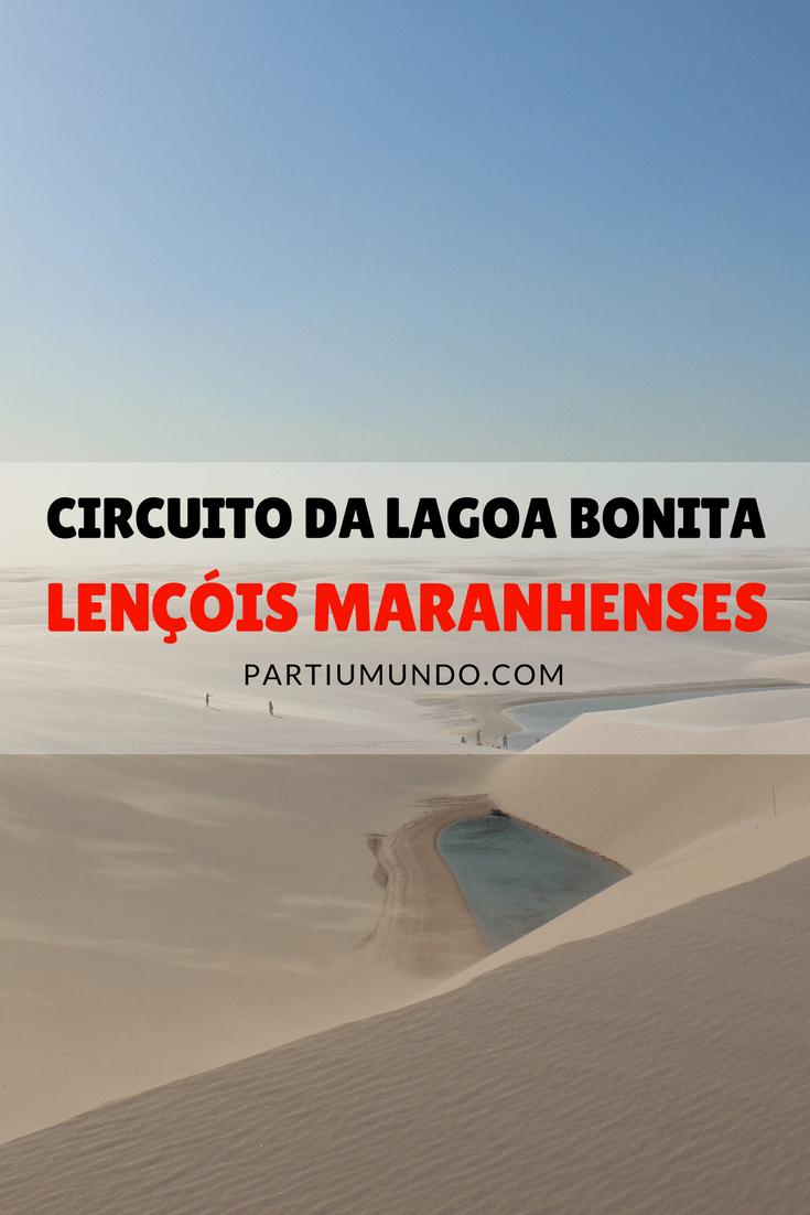 Lençóis Maranhenses - Lagoa Bonita