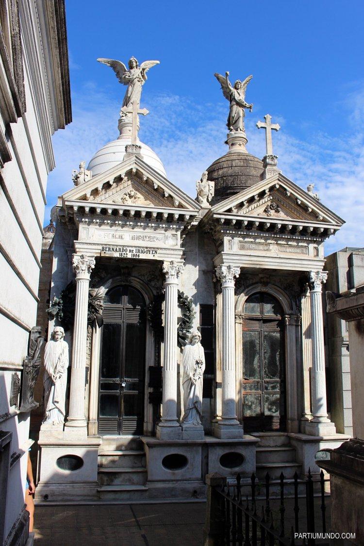 Cemiterio La Recoleta 11