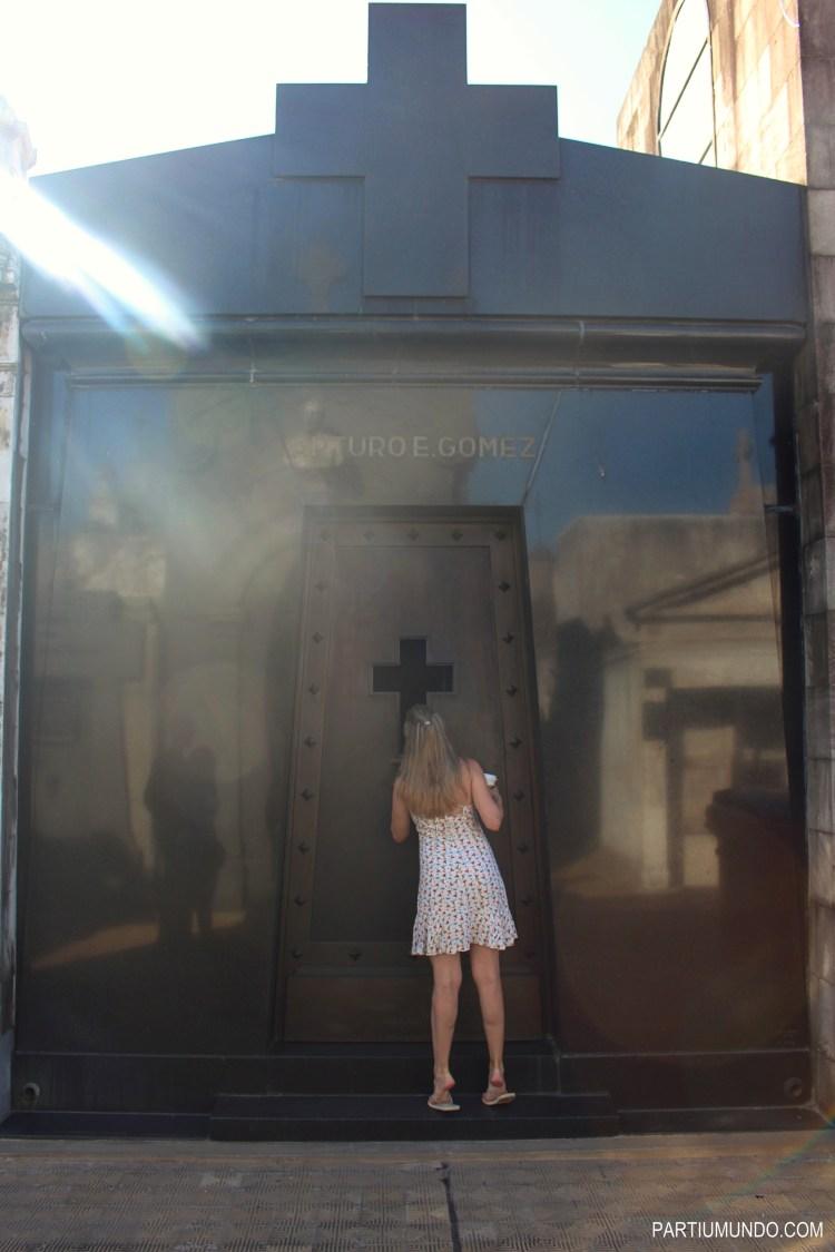Cemiterio La Recoleta 3
