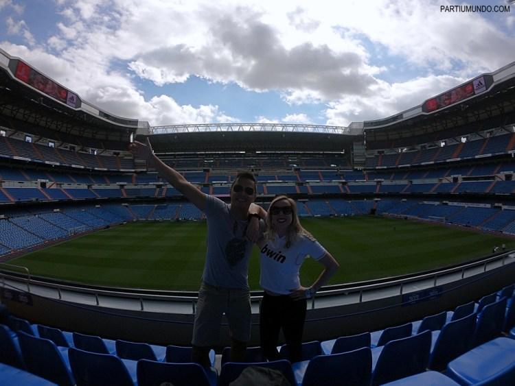 Santiago Bernabéu Stadium Tour 7