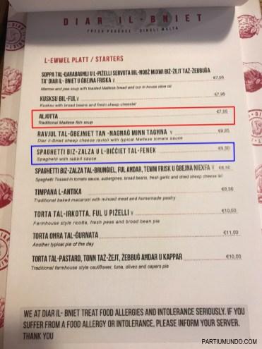 Onde comer em Malta 12
