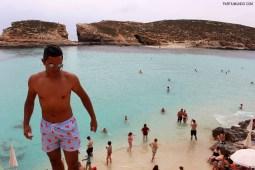 Blue Lagoon em Malta 21