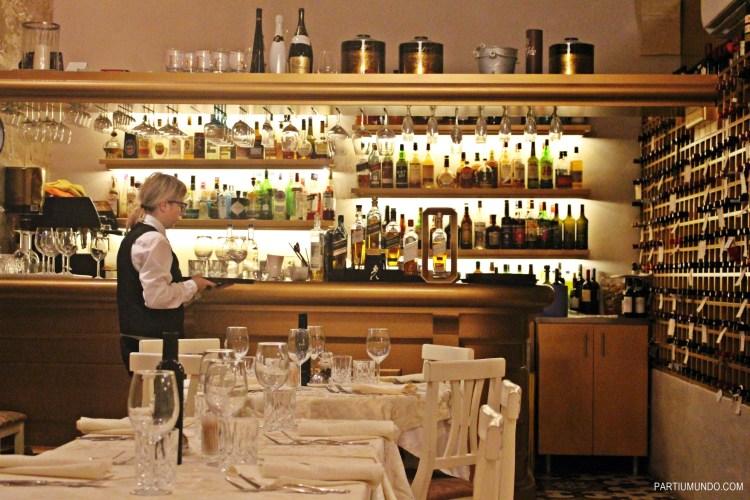 Palazzo Preca restaurante