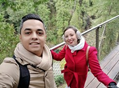 Parque Capilano Suspension Bridge 7