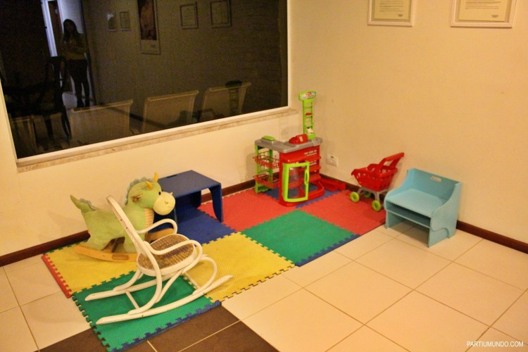 Where to stay in Campos do Jordao - kids area