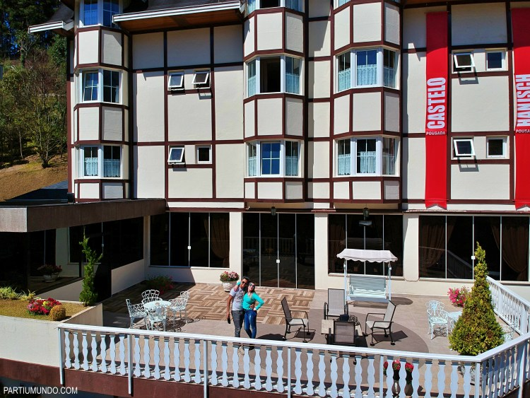 Where to stay in Campos do Jordao