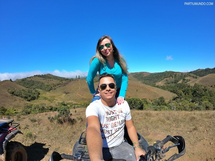 Quad bike tour in Campos do Jordao 9