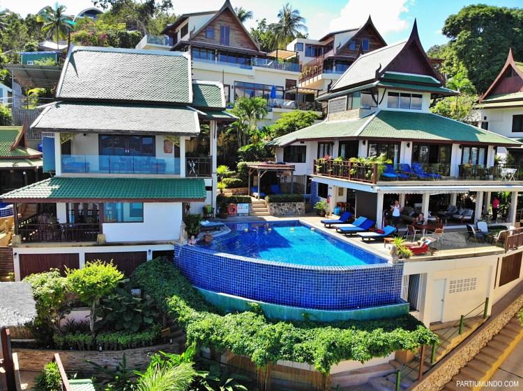 Onde se hospedar em Koh Samui - Sandalwood Luxury Villas