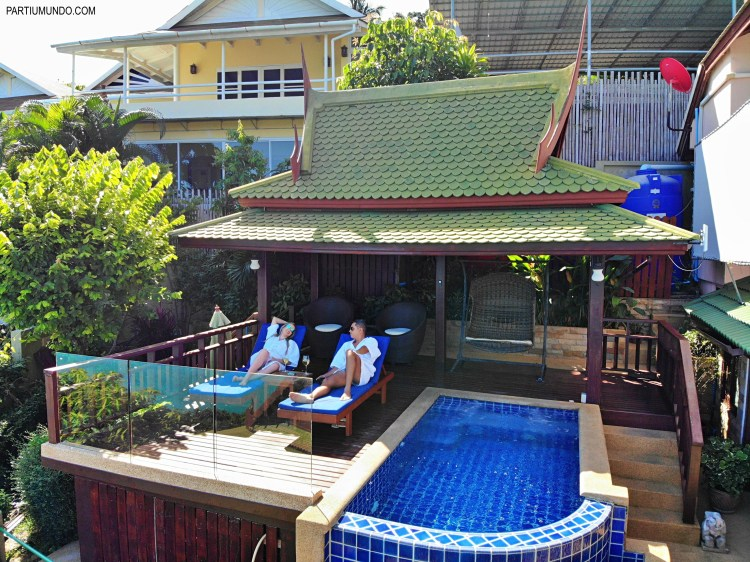 Where to stay in Koh Samui: Sandalwood Luxury Villas
