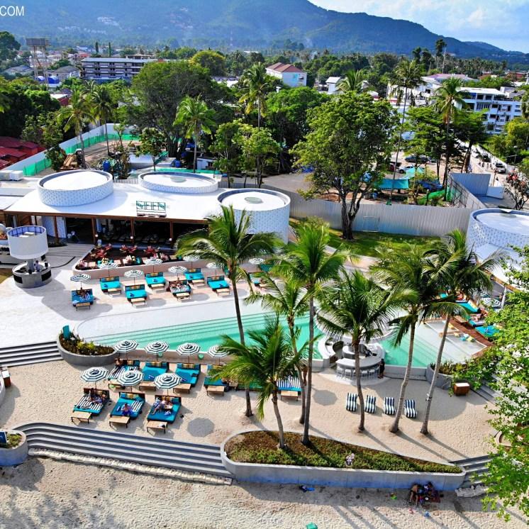 O que fazer em Koh Samui - SEEN Beach Club