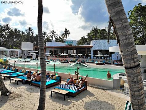 SEEN Beach Club Samui