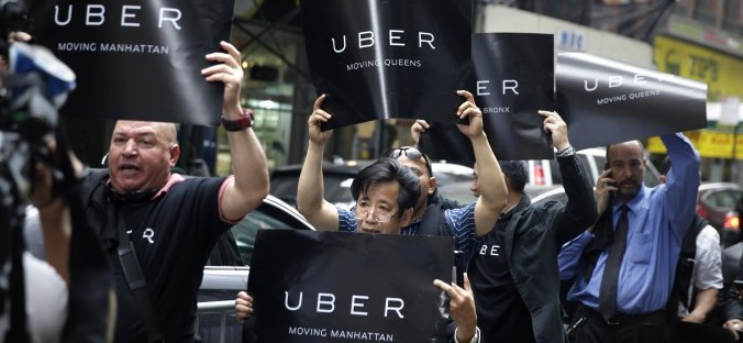 Will Uber Survive If Its Drivers Are Reclassified as Employees?