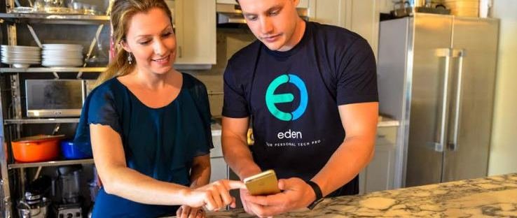 Eden, Offering On-Demand Tech Help, Switches From Contractors To W2 Employees