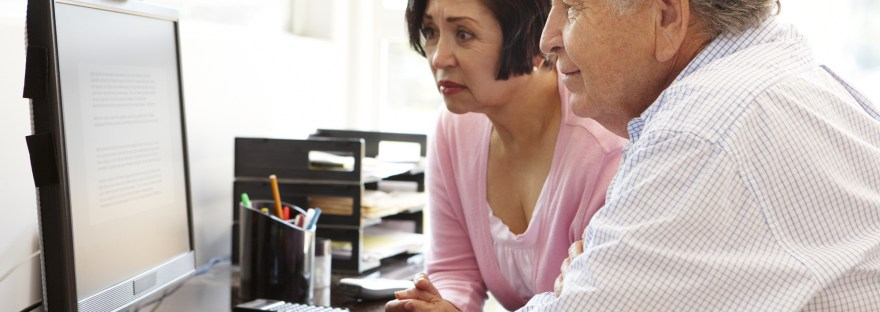 Babyboomers working in retirement