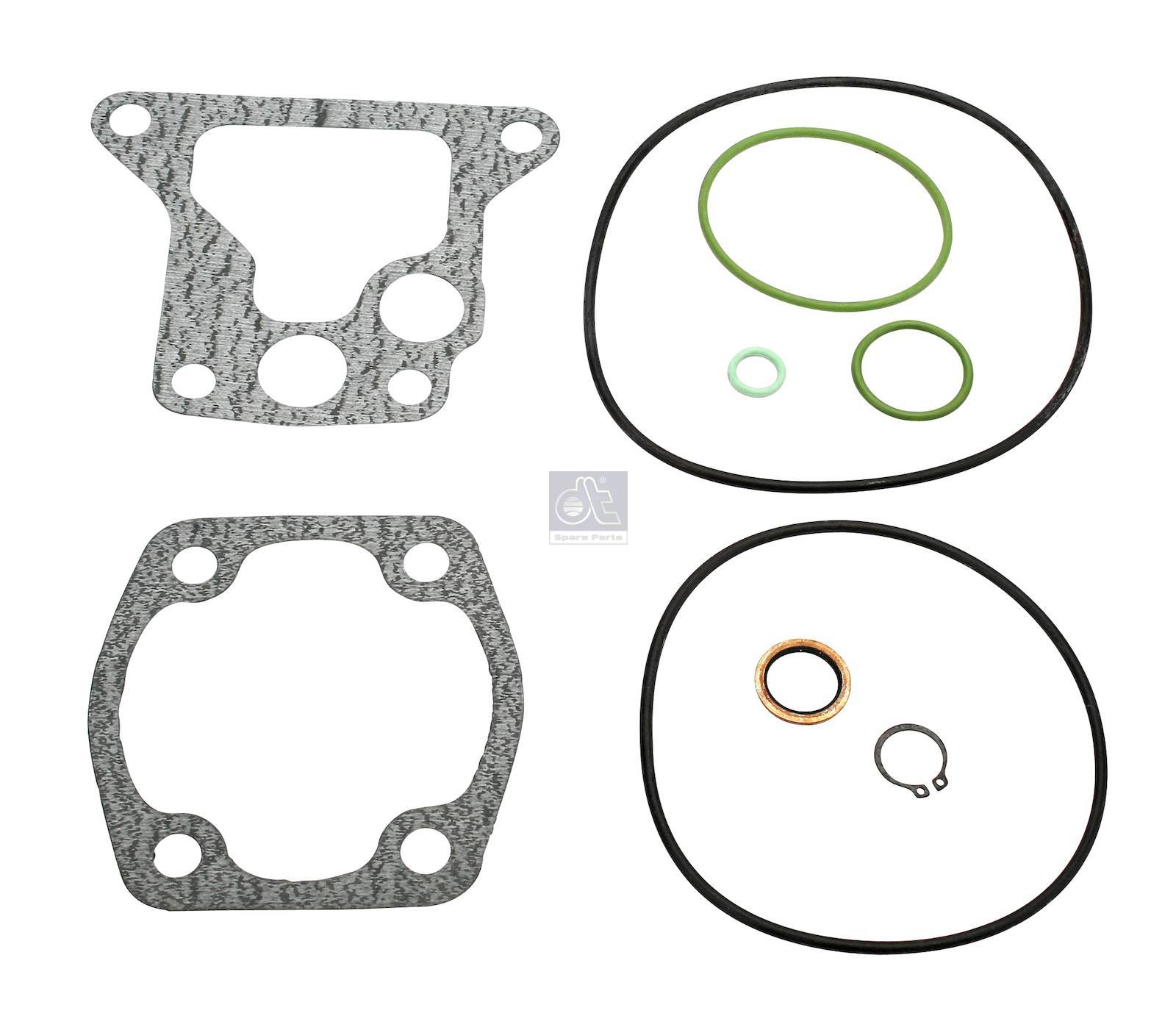 Dt 1 Gasket Kit Oil Cleaner Suitable For Scania