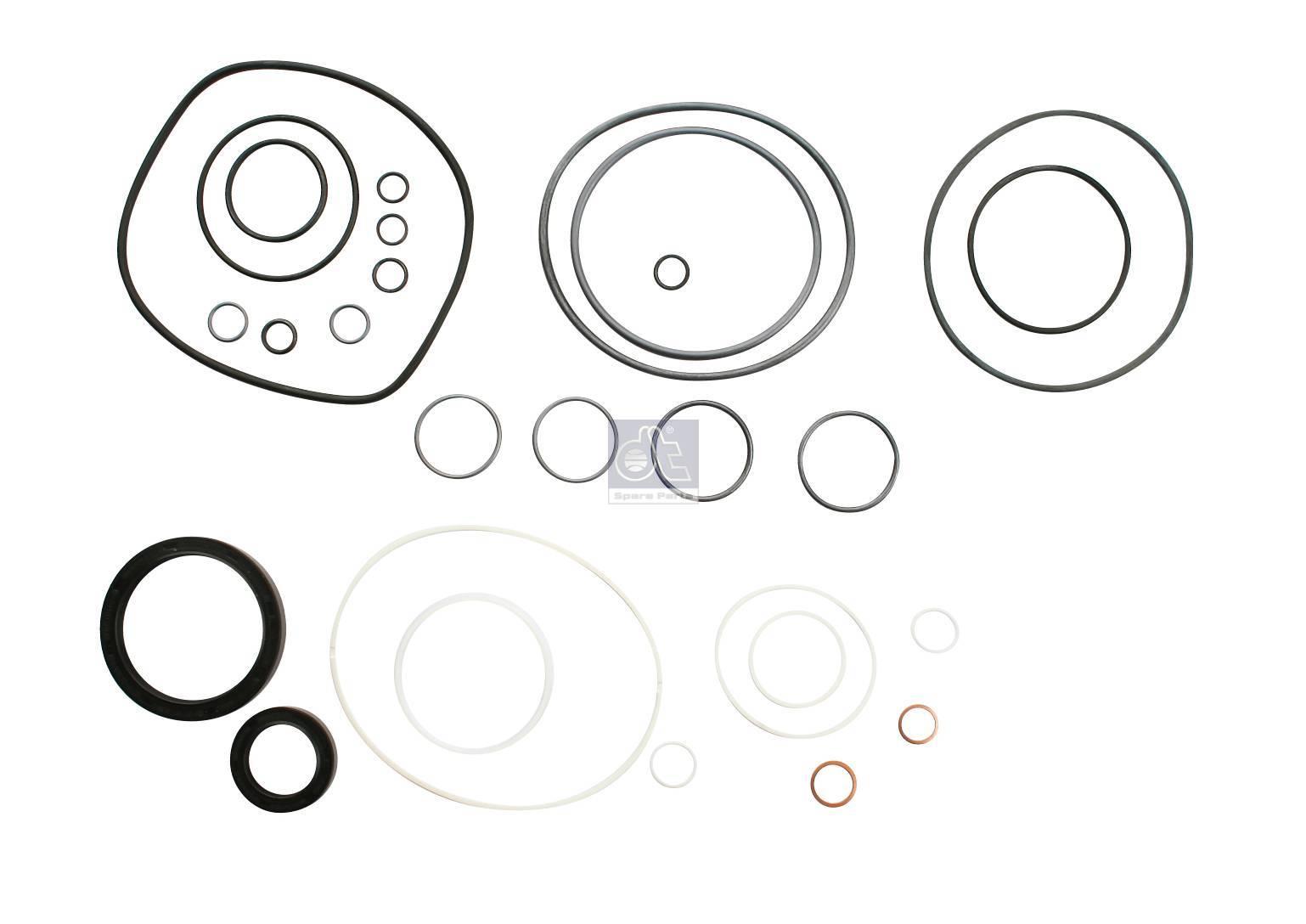 Dt 4 Repair Kit Steering Gear Suitable