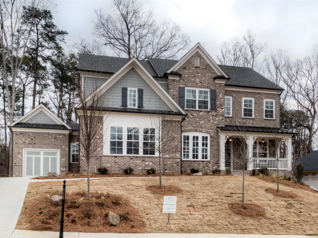New Homes For Sale In Johns Creek GA