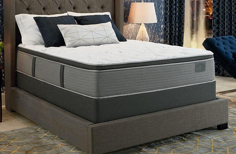 bellagio at home by serta pillow top mattress serta com