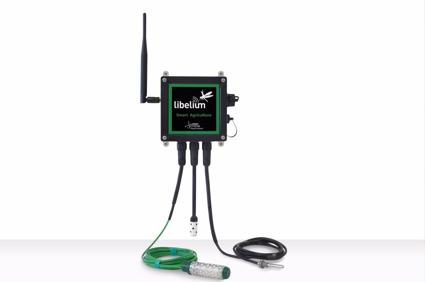 Waspmote Plug Amp Sense Smart Agriculture Rc1