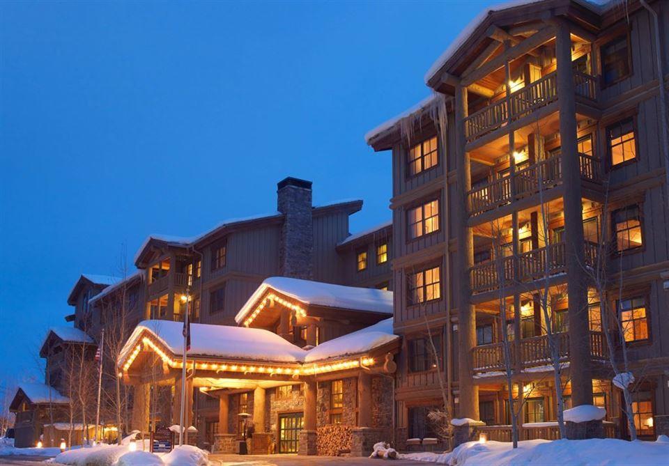 grand teton national park luxury resorts. Teton Mountain Lodge Spa Travel Wyoming