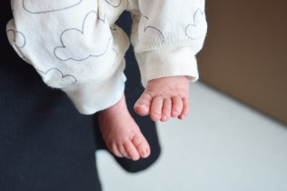 Brooklyn's Tiny Toes