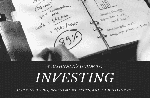 """beginner's guide to investing"""