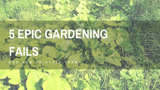 """epic gardening fails"""