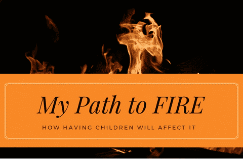 having children will affect my fire goals