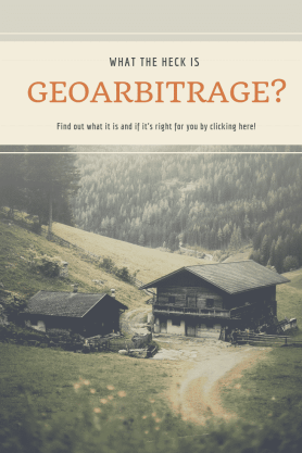 """what is geoarbitrage"""