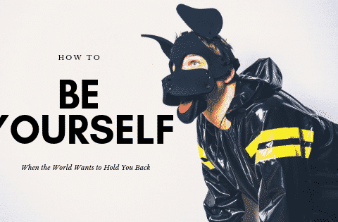 """be yourself"""