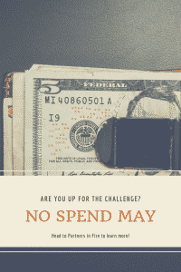 """no spend may challenge"""