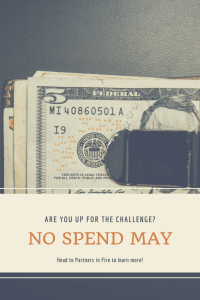 """""""no spend may challenge"""""""
