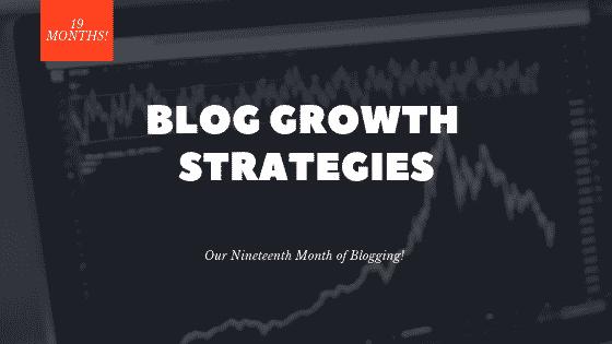 """nineteenth month blogging"""