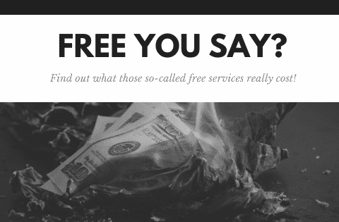 """nothing is free"""