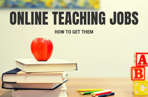 """online teaching jobs"""