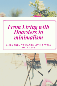 """living with hoarders"""