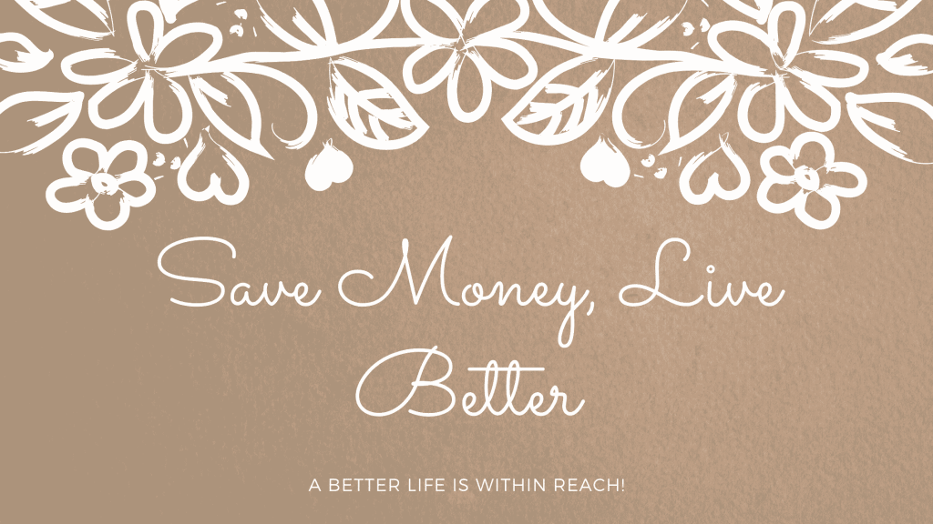 save money live better