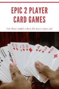 2 player card games