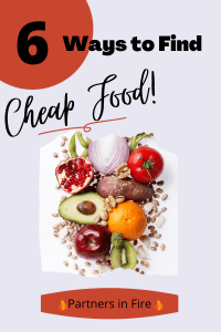 find cheap food
