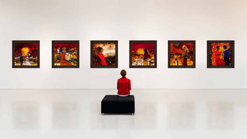 best states for art
