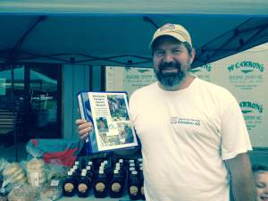 """""""The Minnesota Farmer's Market Manual is an excellent resource.  This is my second year as a market manager and I could not put the manual down.  Very helpful!"""" Kris Dahl, Manager of the Wyoming Farmers Market in Chisago County."""