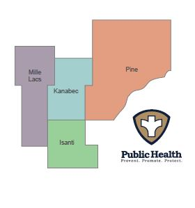 Partners in healthy living serving Mille Lacs, Kanabec, Pine and Isanti Counties