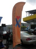 Partners in Prevention car wash