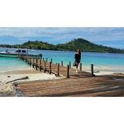 dermaga pulau pagang