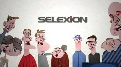 character design, Selexion