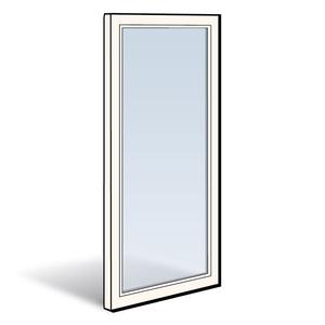 white sidelight patio door panel 1993118 andersen doors