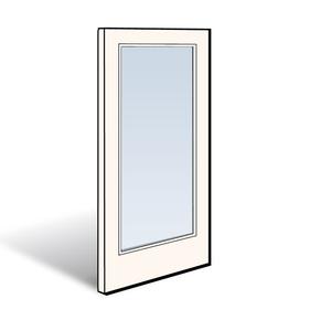 white active patio door panel 2576417 andersen doors