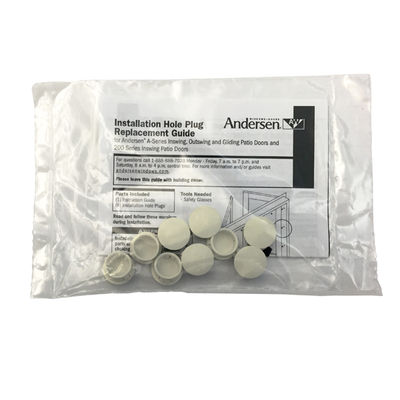 Andersen 174 Frame Hole Plugs 9014046 Other Parts