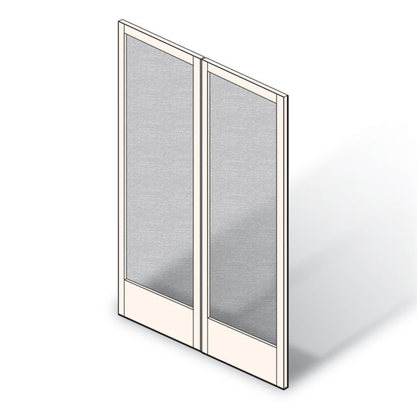 hinged patio door double hinged insect screen kit 2576009
