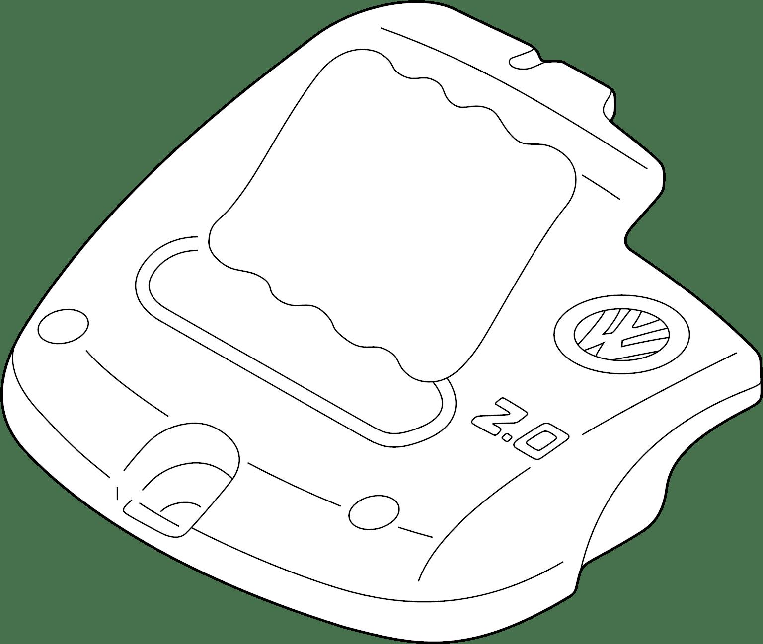 Volkswagen Beetle Cover Convertible 2 0 Liter